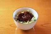 ちび ソースかつ丼 ¥300