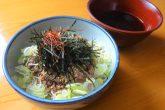 肉そば ¥1,550
