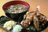 かけ天丼セット ¥1,200