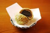 天ぷら饅頭(1個) ¥100
