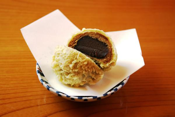 天ぷら饅頭 ¥130