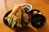 海老天丼(単品)