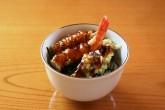 ちび 天丼 ¥300