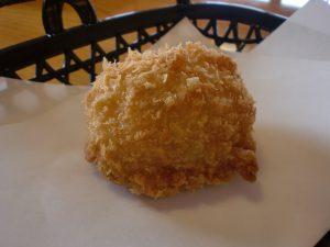 会津地鶏ライスコロッケ(カレー味)