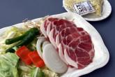 豚肉セット¥1,200
