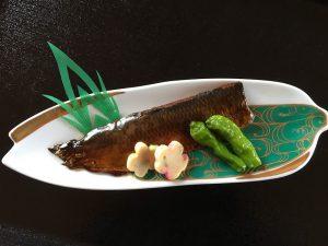 ニシン煮 ¥500
