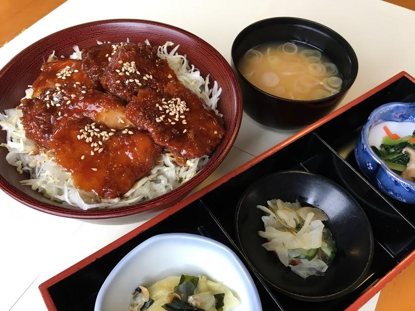 ひれソースカツ丼(単品)